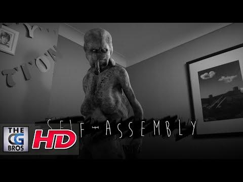 "CGI & VFX Shorts : ""SELF- ASSEMBLY"" - by Ray Sullivan | TheCGBros"