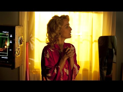 The Departure: a short film starring Gillian Anderson