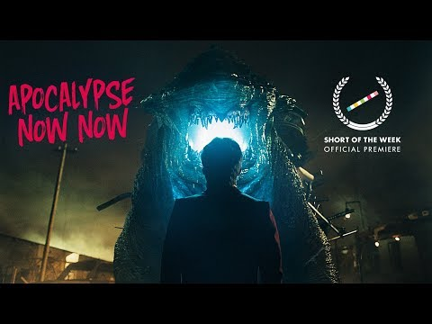 Apocalypse Now Now / Sci-fi fantasy proof of concept short film