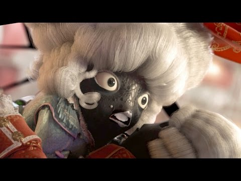 Symphony Of Two Minds - 3D Animated Short