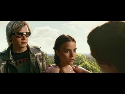 """X-Men:Apocalypse"" Quicksilver Extraction Scene HD (Best Quality)"