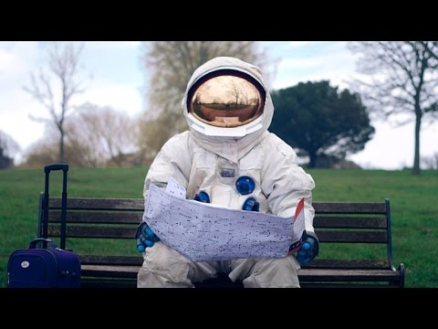 Shoot For The Moon - a short film about space exploration