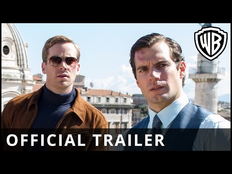 The Man From U.N.C.L.E. � Trailer � Official Warner Bros.
