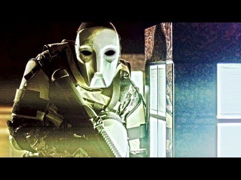 PRISM - An Action/Scifi Film!