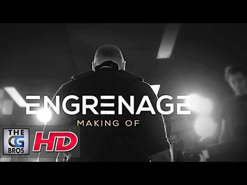 "CGI VFX Breakdowns : ""ENGRENAGE Making Of"" - (ArtFX) | TheCGBros"