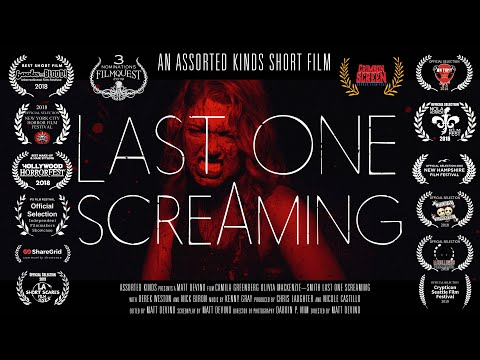LAST ONE SCREAMING | Short Horror Film