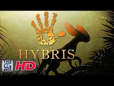 "CGI & VFX Animated Shorts : ""HYBRIS"" - (ArtFX) | TheCGBros"