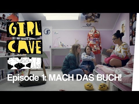 Mach das Buch! | Girl Cave Serie - Folge 1 (with subs)