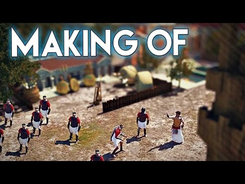 """Making of """"The Smallest Empire"""""""