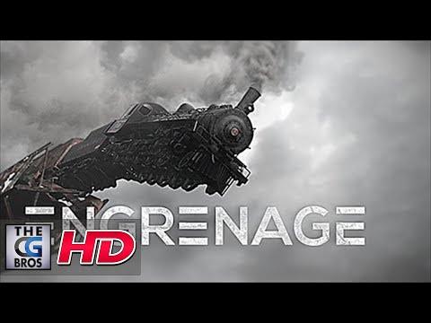 "CGI VFX Shorts : ""ENGRENAGE"" - (ArtFX) | TheCGBros"