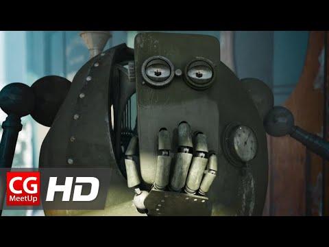 "CGI Animated Short Film HD ""Bibo"" by Anton Chistiakov & Mikhail Dmitriev | CGMeetup"