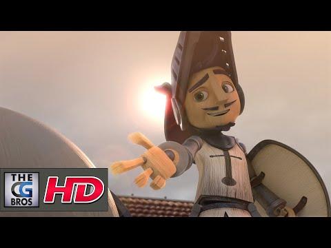 "CGI 3D Animated Short: ""Illegal Move"" - by Sana Srinivasan & Kyle Lopez"
