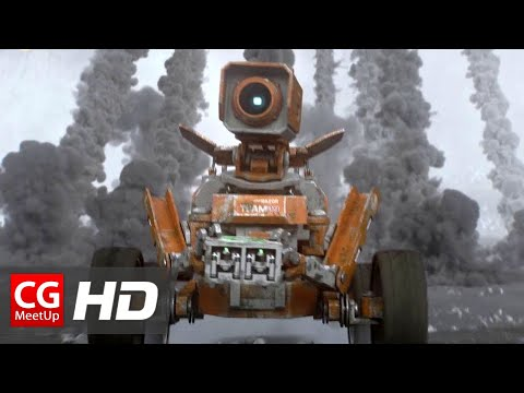 "CGI 3D Animation Short Film HD ""Planet Unknown"" by Shawn Wang 