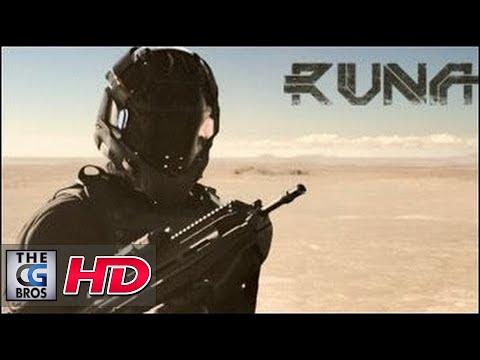 "A Futuristic Short Film : ""RUNAWAY"" by ArtFX OFFICIEL | TheCGBros"