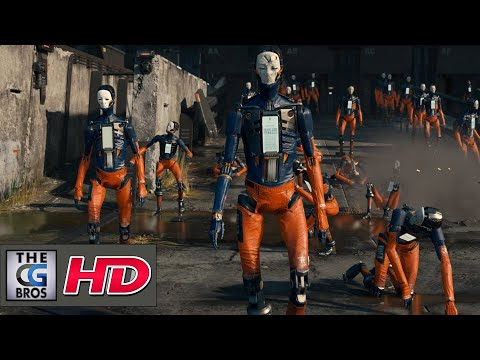 "CGI 3D Animated Short ""Adam"" - by Unity Technolgies"