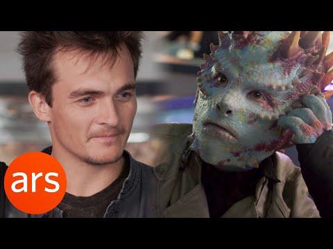 STRYKA | A Sci-Fi Short Film Starring Aimee Mullins & Rupert Friend