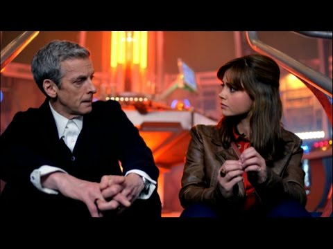 The official full length TV launch trailer - Doctor Who Series 8 2014 - BBC One