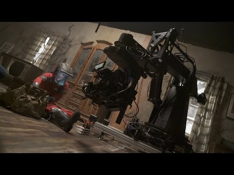 Robot Camera | Making of Turning Point
