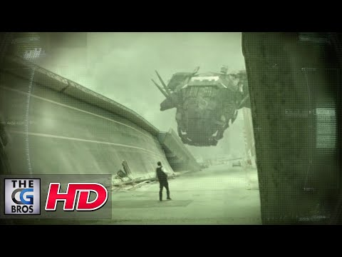 """CGI VFX Short Films : """"State of the Union - Chapter 1"""" - by Branit FX 