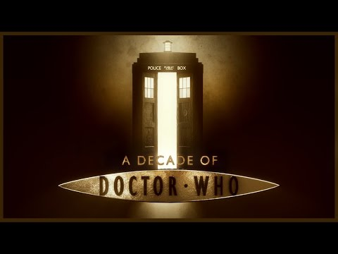 A Decade Of Doctor Who