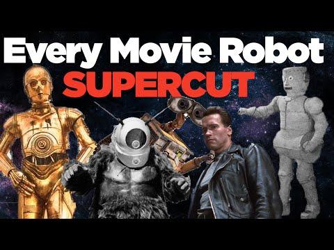 Every Movie Robot SUPERCUT   Jonathan Mann   Song A Day #2057
