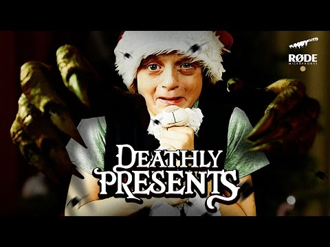 """Deathly Presents"" - Christmas Short Horror Film - www.BloodyCuts.co.uk"