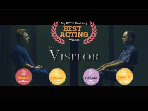 The Visitor **Best Acting** Award Winner in the 2015 MyRodeReel Contest