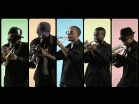 "Hypnotic Brass Ensemble: ""War"""