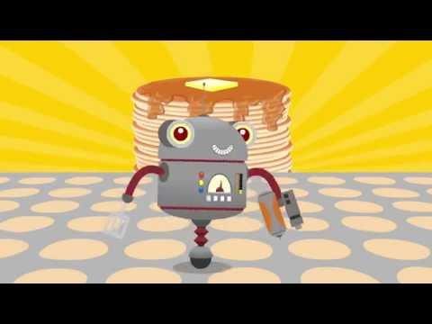 Pancake Robot - Parry Gripp