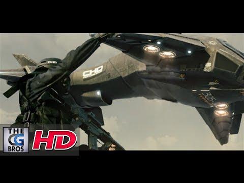 "A Futuristic CGI VFX Short Film : Award Winning ""Project Shell"" by - Blow Studio | TheCGBros"
