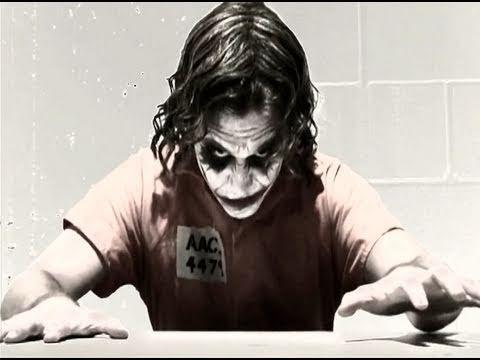 The Dark Knight Rises - The Joker Blogs Official Trailer