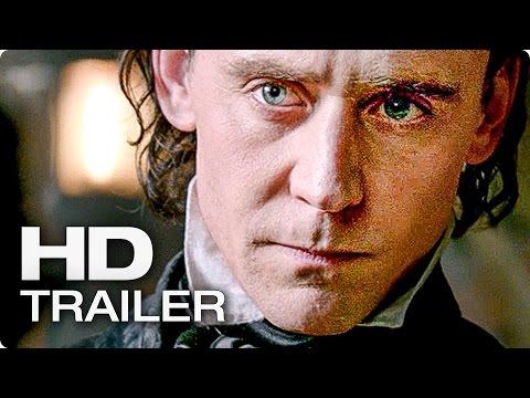 CRIMSON PEAK Trailer German Deutsch (2015) Tom Hiddleston
