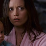 Summer Glau mit Baby